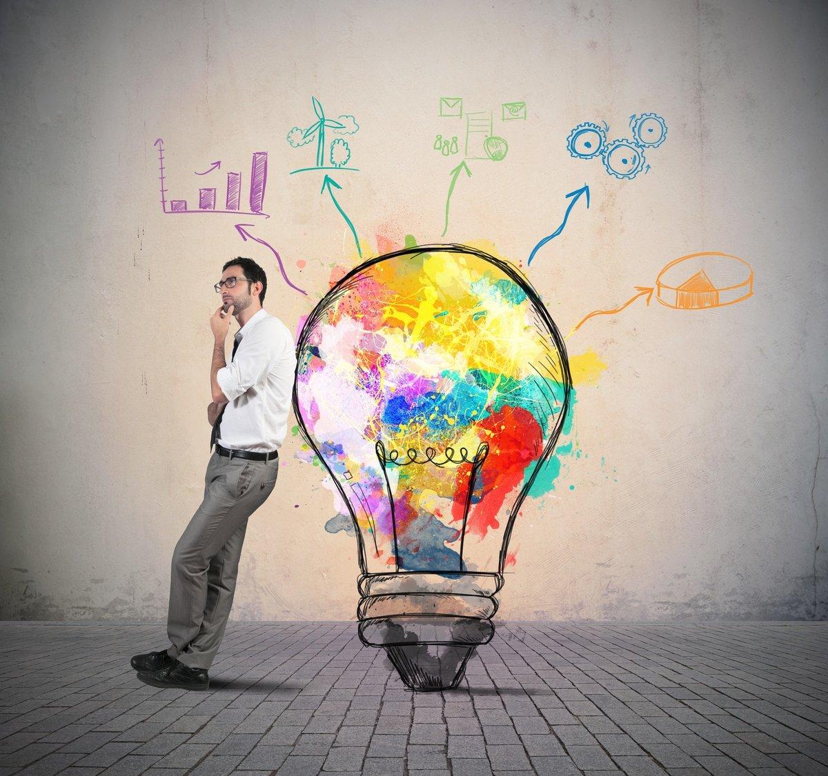 """Что такое креативность? определяем значение этого важного в современном мире слова — журнал """"рутвет"""""""