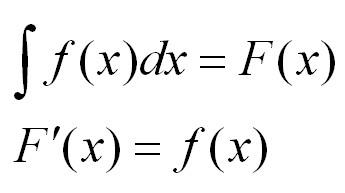 Что такое интеграл? интегралы с подробным решением. таблица интегралов
