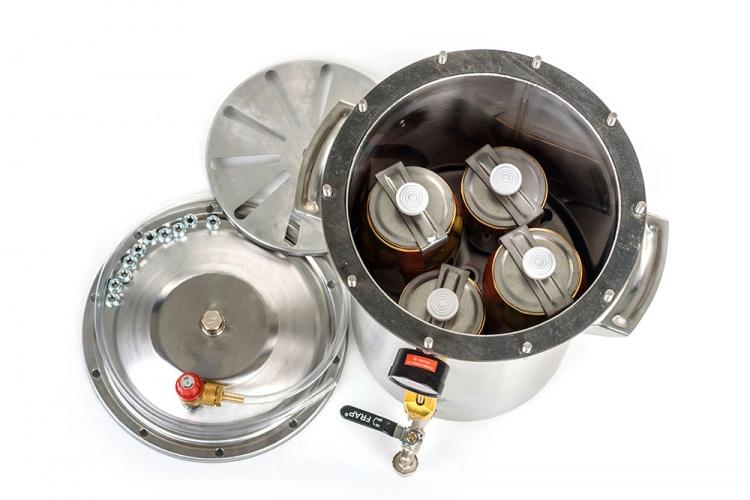 Использование бытового автоклава для консервирования - инструкция пользователя, виды и цены