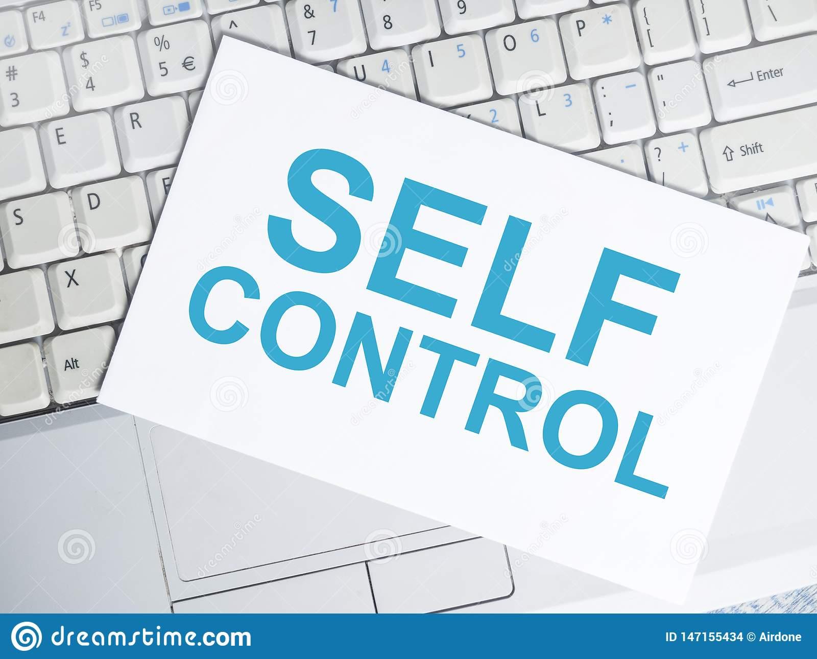 Что такое саморегуляция? метод самоконтроля