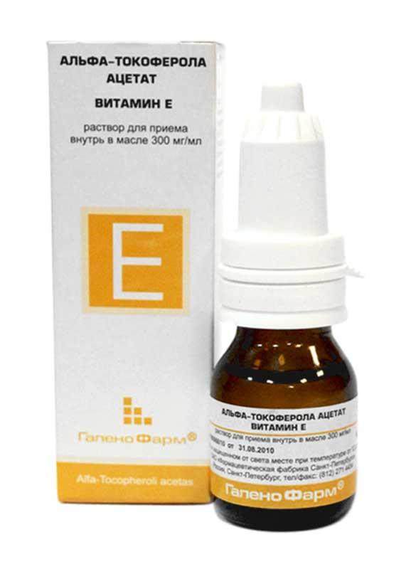 Витамин е (токоферол) – состав, биохимия, функции в организме