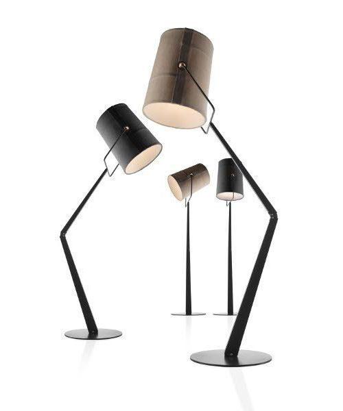 Уютные торшеры в интерьере: подбираем напольный светильник для дома