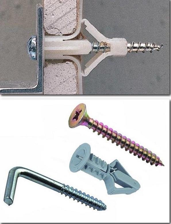 Что такое дюбель-гвоздь: конструкция, надежность крепления и инструкция по монтажу