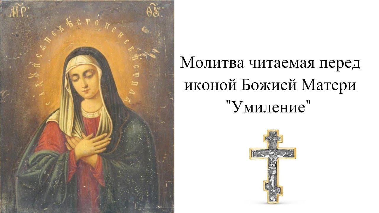 Богородичная икона «умиление» — история, особенности написания, молитва