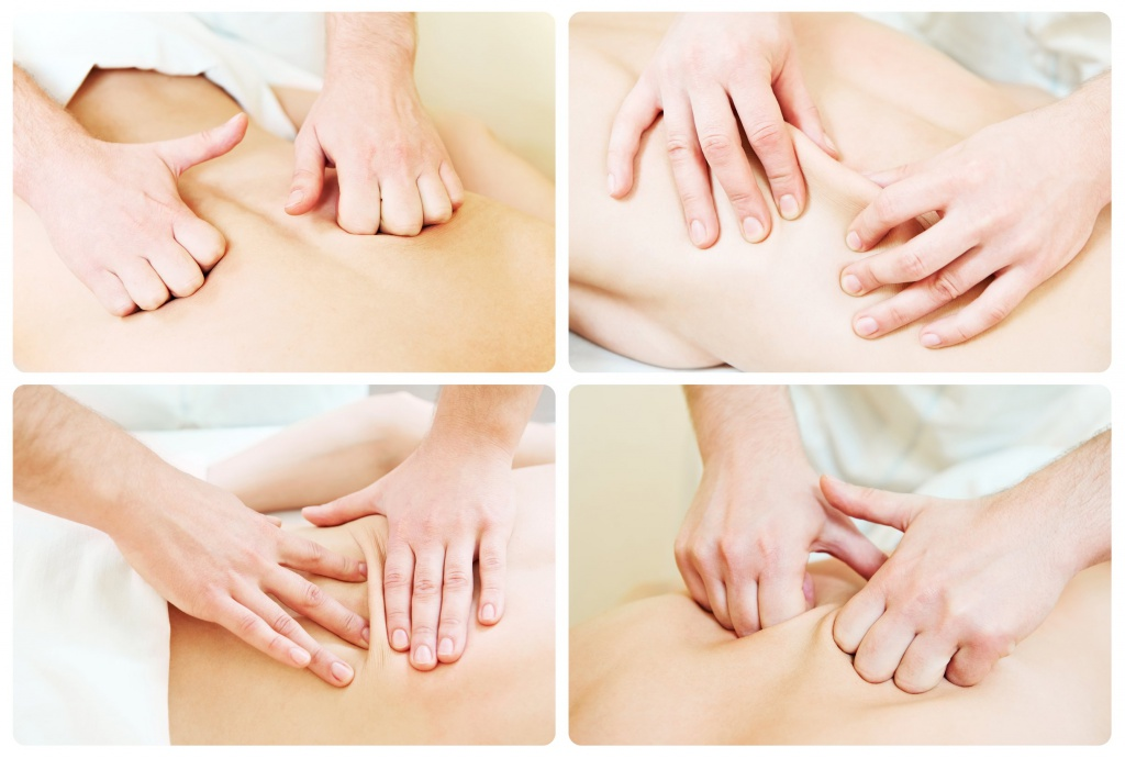 Как правильно делать расслабляющий массаж