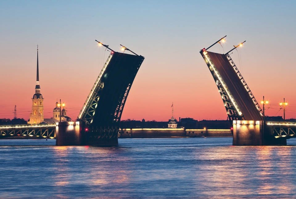 Санкт-петербург – город на неве