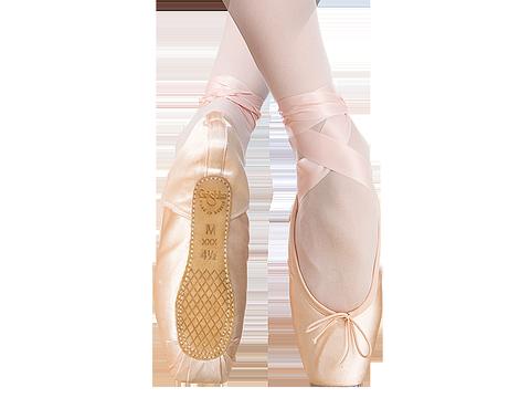 Что такое пуанты в балете. пуанты