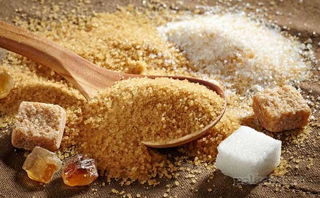 Сахар. виды сахара (sugar. types of sugar)