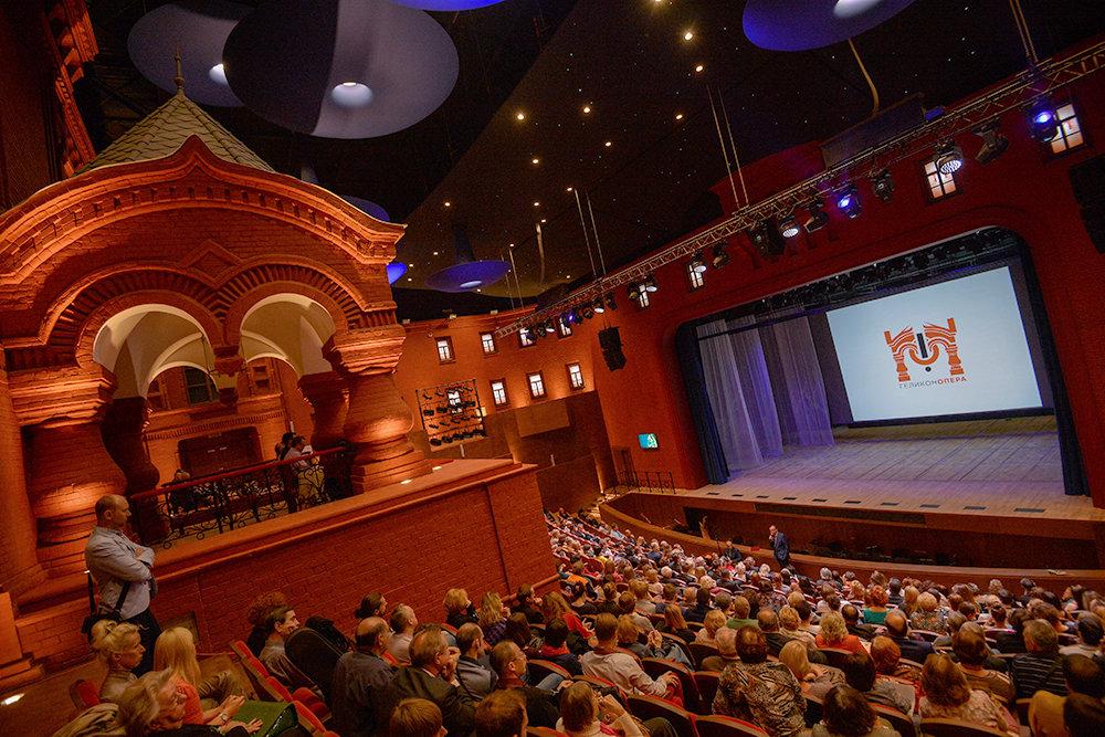 Что такое опера в музыке, или короткий экскурс в оперу
