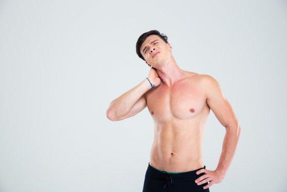 Сильная крепатура мышц: что делать?
