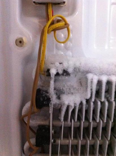 Что такое капельная система разморозки холодильника