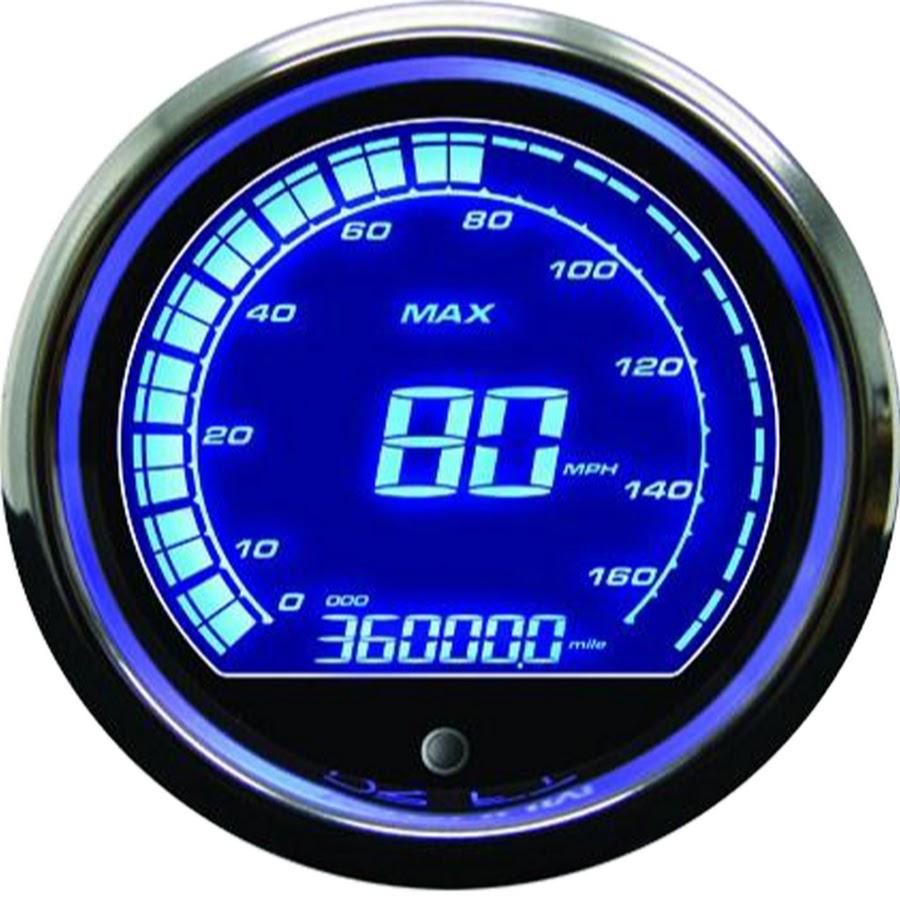 Что такое одометр в автомобиле? отличие от спидометра и др.