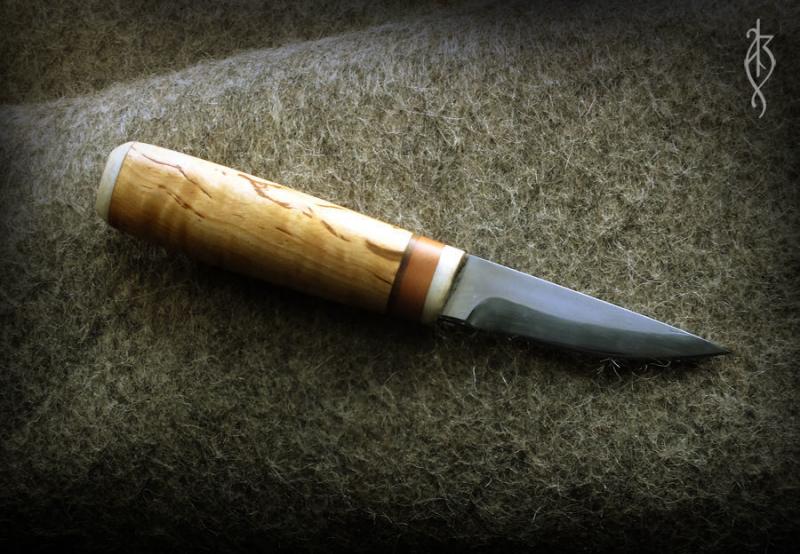 Холодное оружие: финский нож