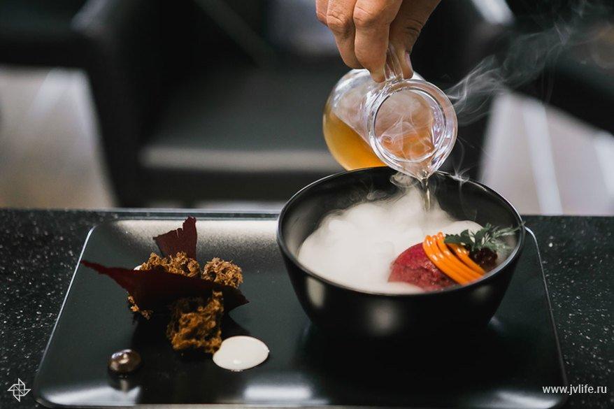 Молекулярная кухня - со вкусом