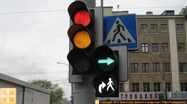Виды светофоров и их значение: полная инструкция в картинках