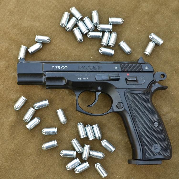 Что значит охолощенное оружие: правила хранения, применения и требования :: businessman.ru