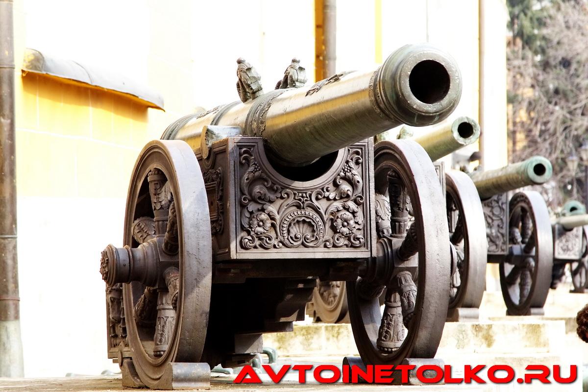 Пушка википедия