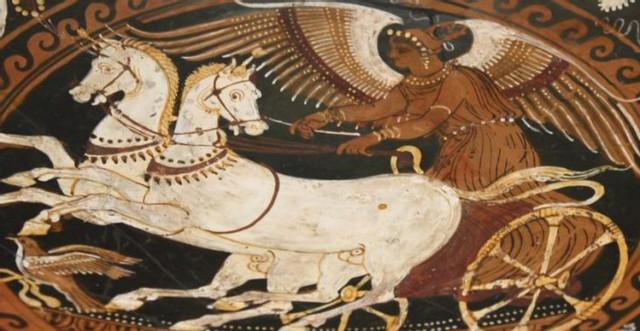 Значение карты таро — колесница