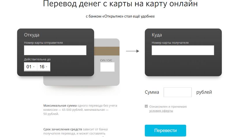 Перевод с карты на карту: бесплатно и платно. что такое card2card?