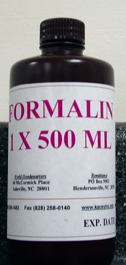 Раствор формалина - применение, инструкция, свойства