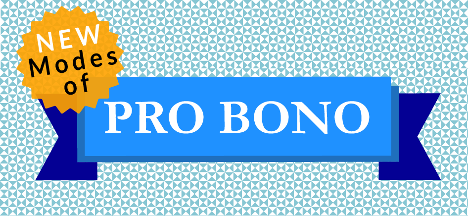 Pro bono – хорошо, но не всегда возможно