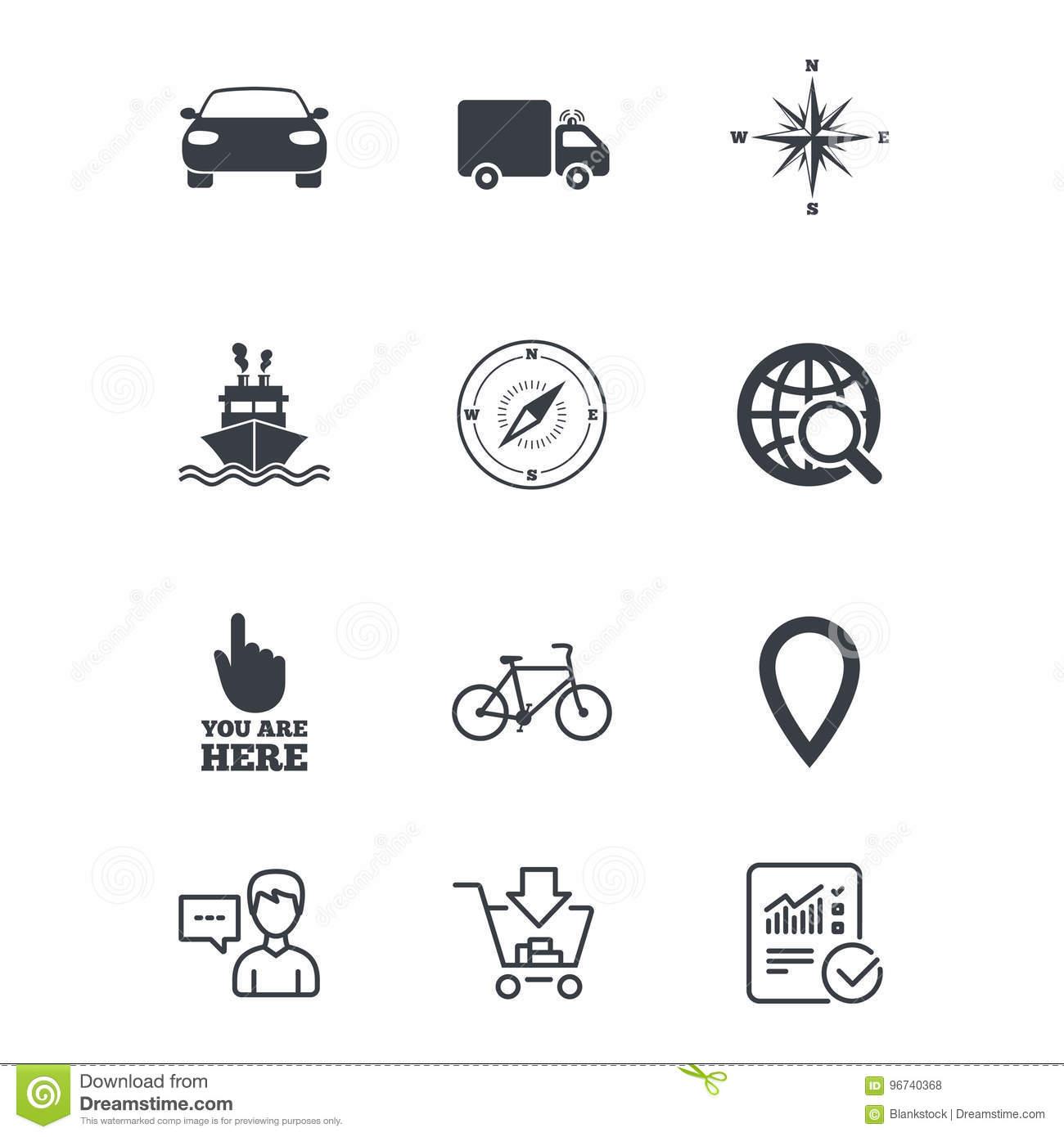 Что такое навигация и уровень её современного развития