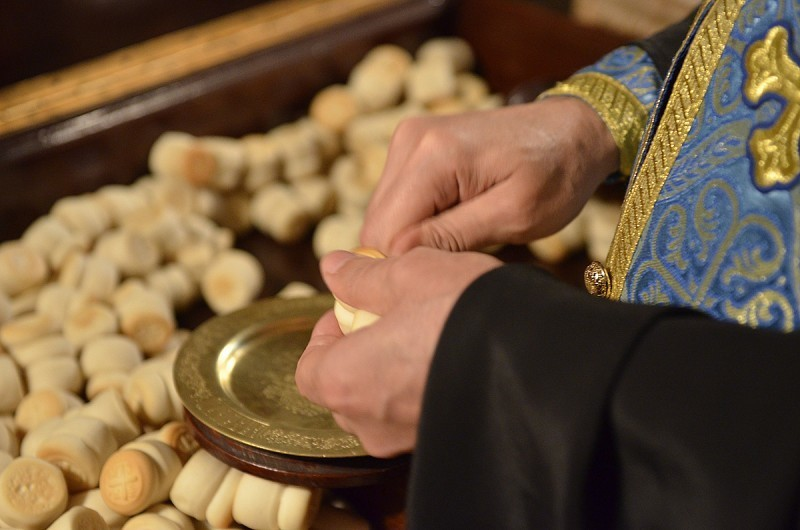 Что такое проскомидия в православии?