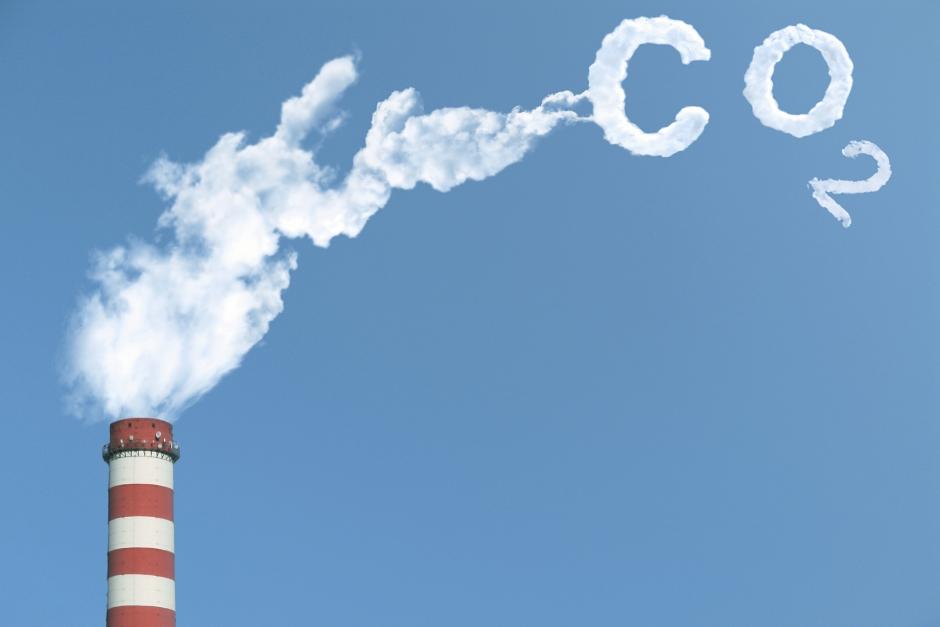 Информация о газе углекислый газ (диоксид углерода)