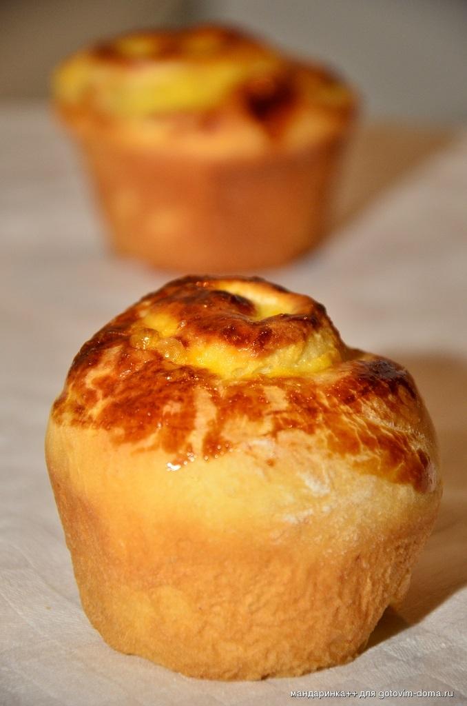 Бриошь - что это такое и пошаговые рецепты приготовления французских булочек с фото