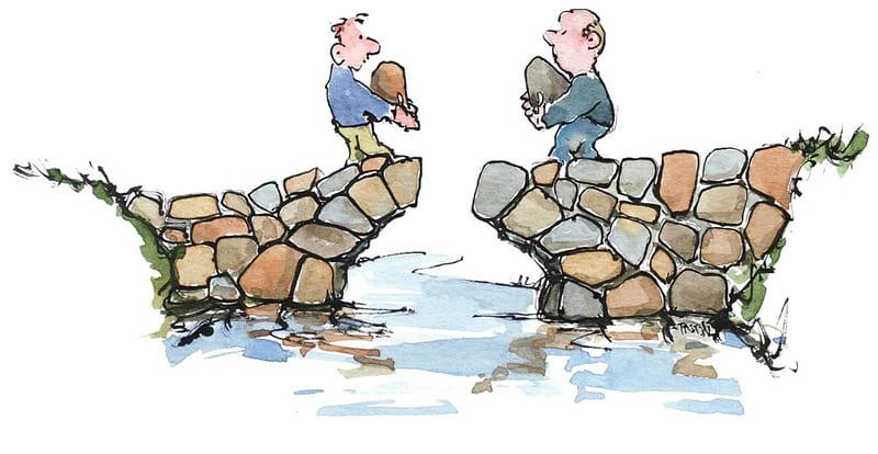 Компромисс - это... что такое компромисс: суть, достоинства, технология метода