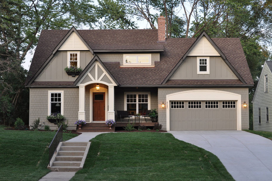 Отделка фасада дома: чем обшить дом?