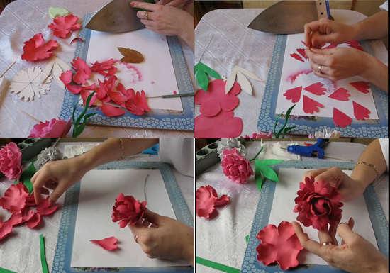 Фоамиран что это - как сделать украшения и поделки своими руками