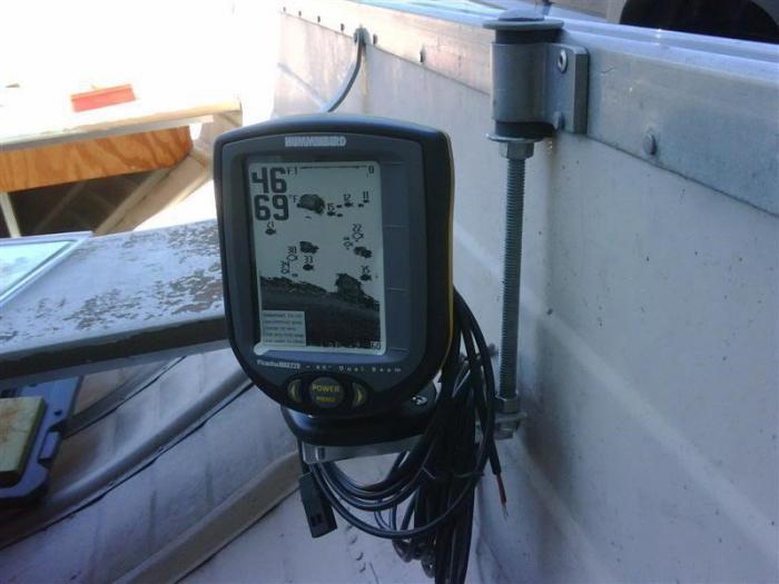 Raymarine с140w: измерение глубины и расстояний при помощи эхолота, мощность эхолота