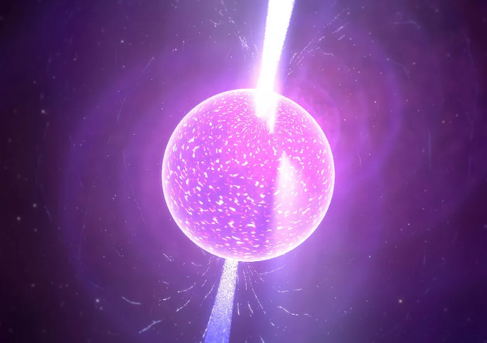 Обнаружена уникальная нейтронная звезда - hi-news.ru