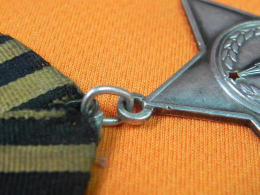 Ордена. святого георгия, славы, медаль за победу над германией