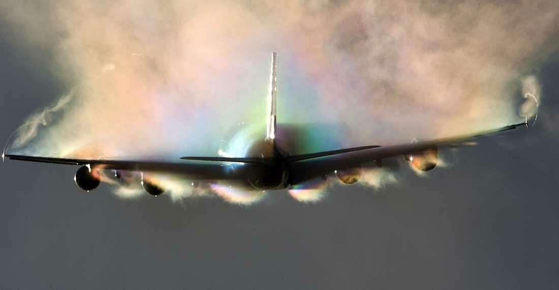 Турбулентность: что это такое, есть ли опасность для самолета