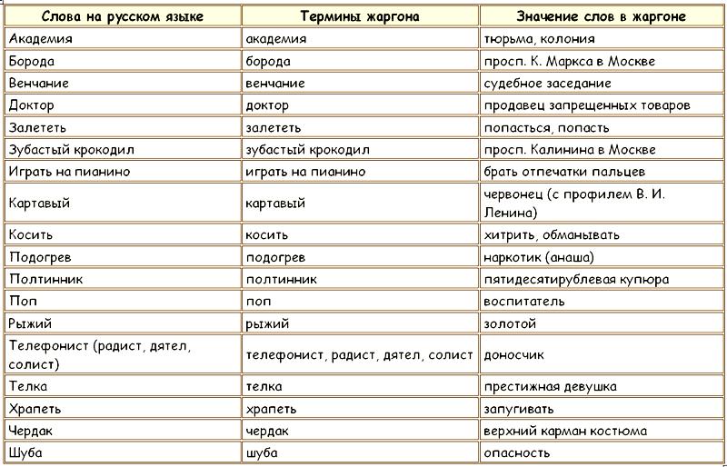 Что такое жаргон: определение, виды и характеристики