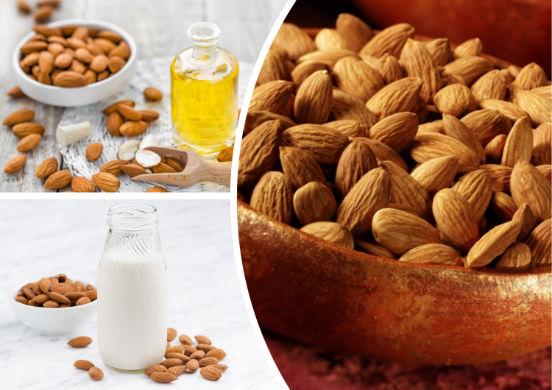 Полезные свойства ореха миндаль