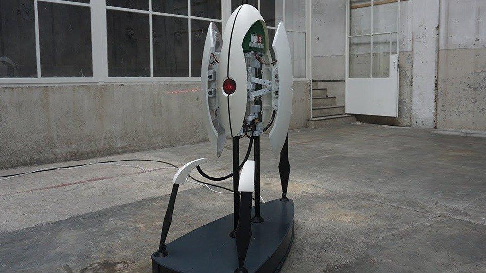 Автоматическая турель — posmotre.li