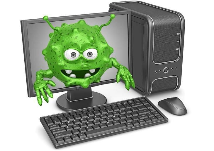 Виды компьютерных вирусов и защита от них