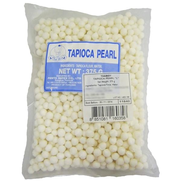 Тапиока — какие витамины содержит