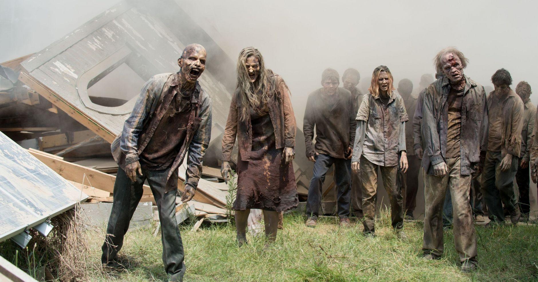 Почему зомби-апокалипсис реален?