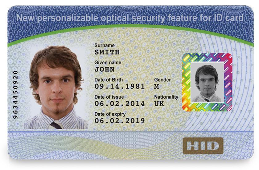 Получение id-карты (нового пластикового паспорта) на украине