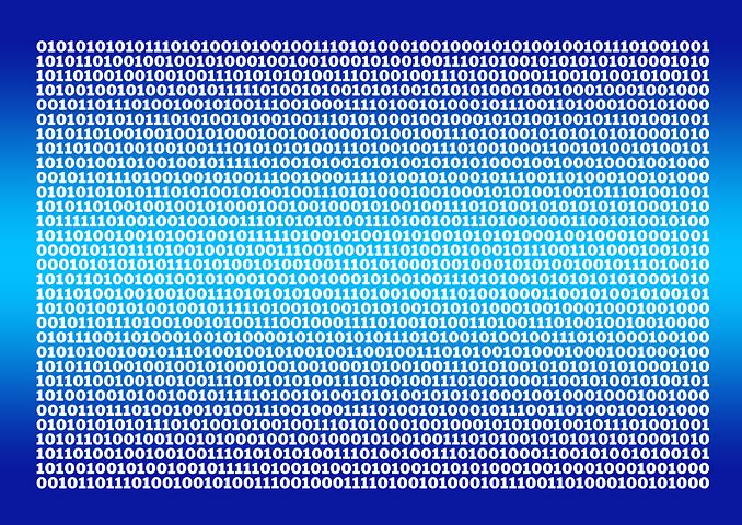 Бинарный код википедия