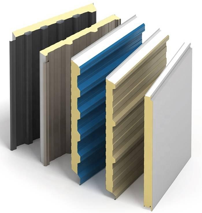 Сэндвич-панели изобуд - преимущества этого бренда строительных материалов.