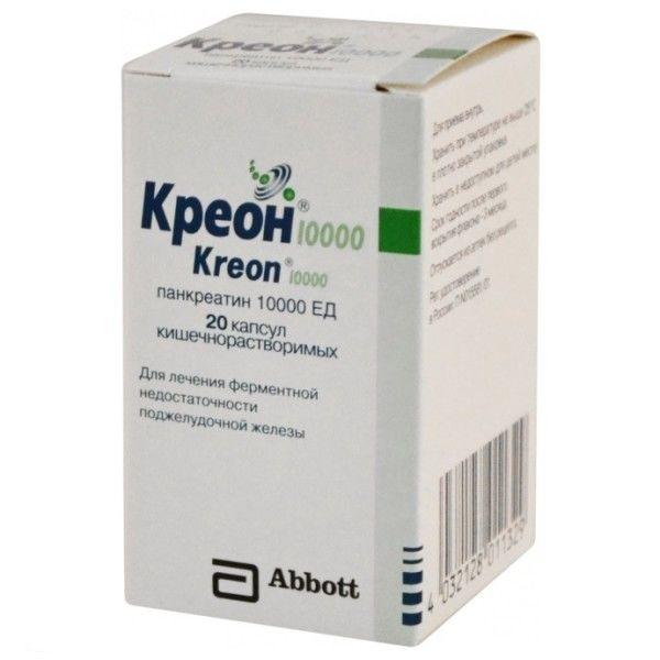 Креон® 10000 (kreon® 10000)