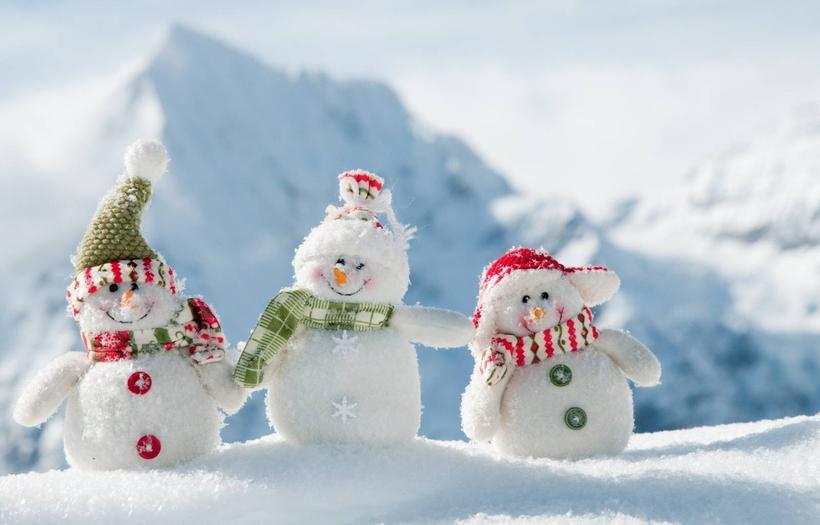 Что такое снегопад?