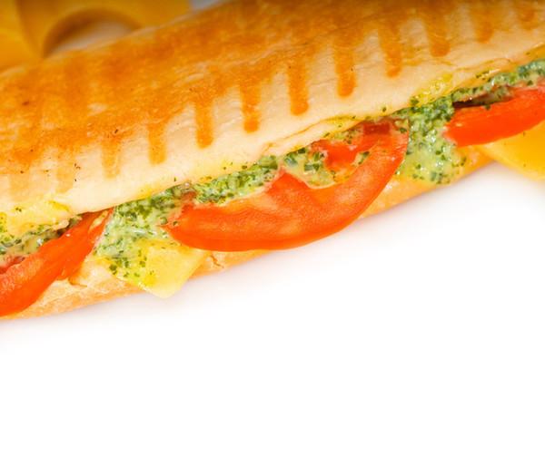 Рецепт, который поможет приготовить вкусные панини