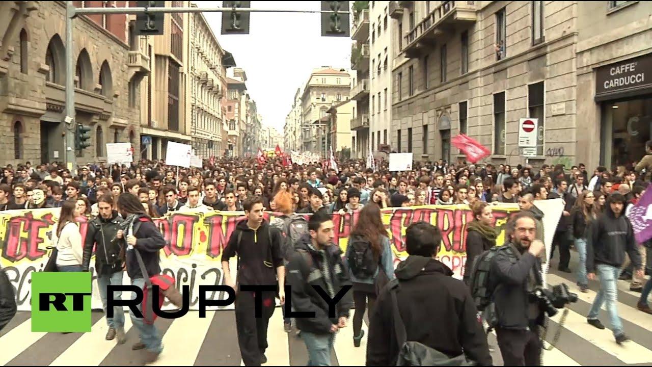Итальянская забастовка - вики