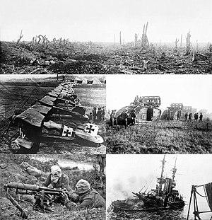 Первая мировая война: почему она – мировая?
